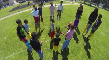 Casa Samba Children's Community classes @ NORD