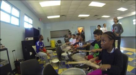 Casa Samba Kids Community classes
