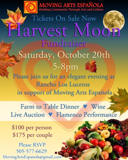 Harvest Moon Fundraiser