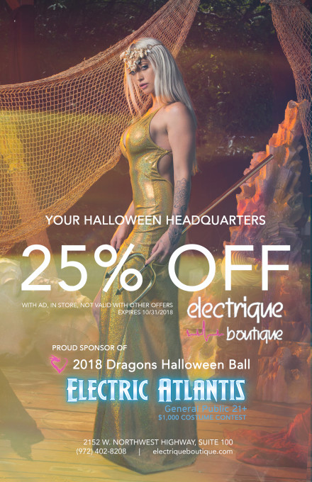 2018 Electrique Boutique 25% OFF Instore Coupon (DHB SPECIAL)