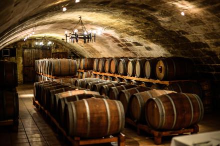 The Delicata Wine Tasting Vault