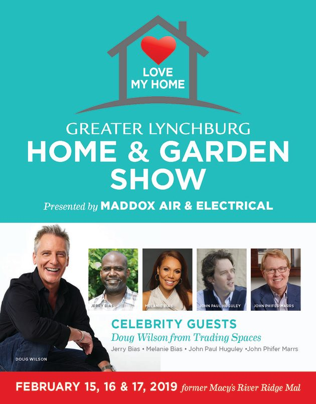 Greater Lynchburg Home and Garden Show