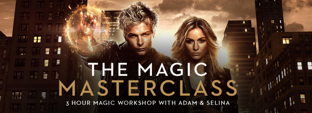 Adam & Selina - Magic Masterclass