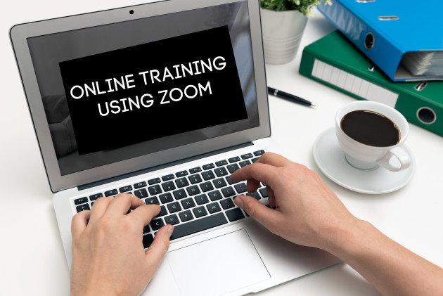 Online Training Using Zoom