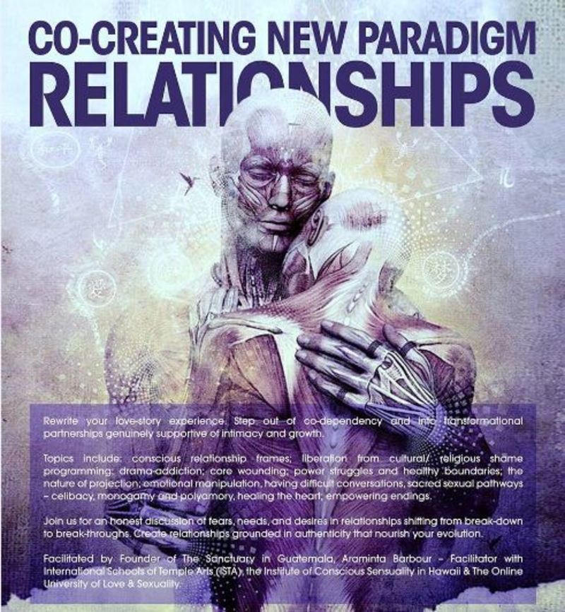Buy tickets for London: Co-creating New Paradigm