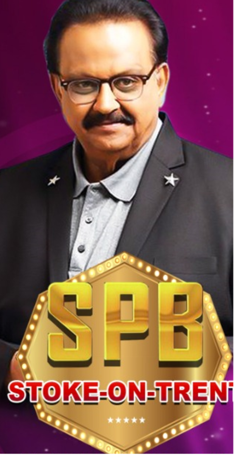 Buy tickets for S  P  BALASUBRAHMANYAM - LIVE CONCERT at