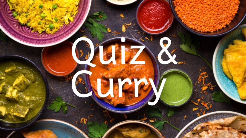 Buy tickets for Friends of Kilmorie Quiz & Curry at Lower