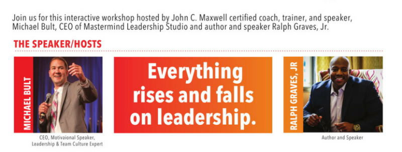 Buy tickets for LeaderSHIFT at Moorestown Community House