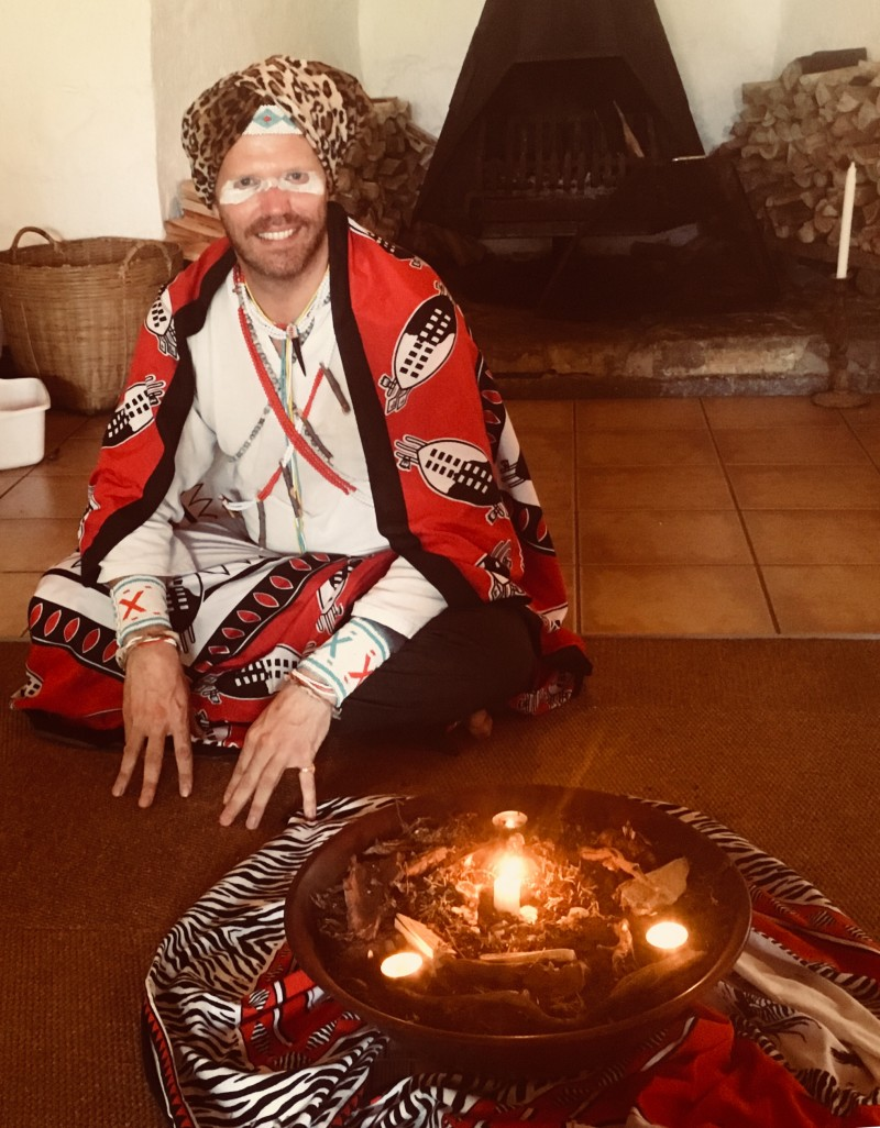 Buy tickets for African Shamanic Plant Healing Ceremony with