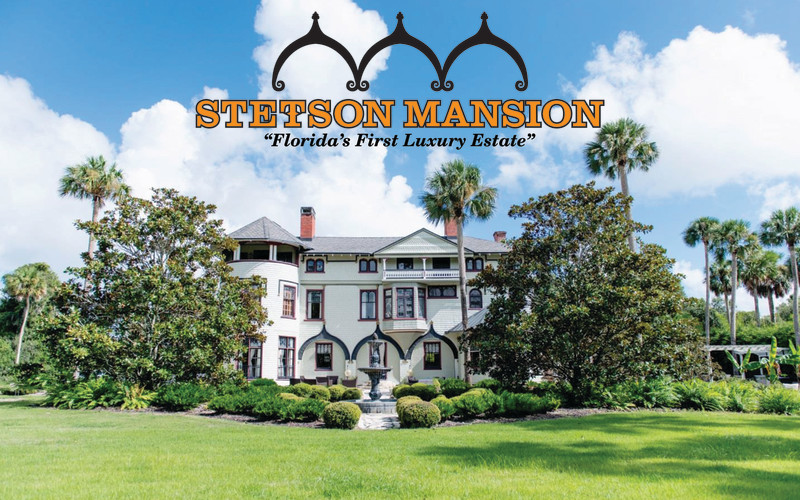 3a7fd34e Availability/Buy Tickets for July 20, 2019 Stetson Legacy Week Tours at  Stetson Mansion, 1031 Camphor Lane Deland, Fl, Sat 20 July 2019
