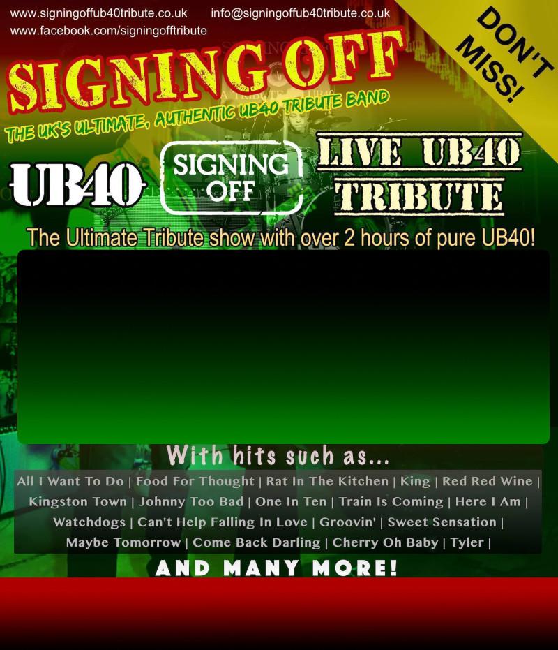 MAYBE TOMORROW UB40 - UB40 ~ Maybe Tomorrow (Live) - UB40