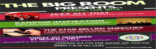 The Big Room - Live Music Night