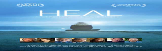 """Heal"" film Screening and Live Discussion"